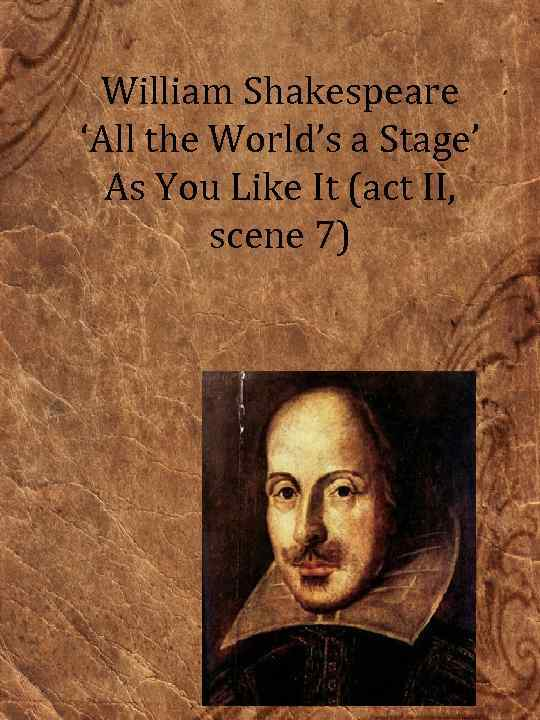 shakespeare the world stage Shakespeare: the world as stage is a biography of william shakespeare by author bill brysonthe 199-page book is part of harper collins.