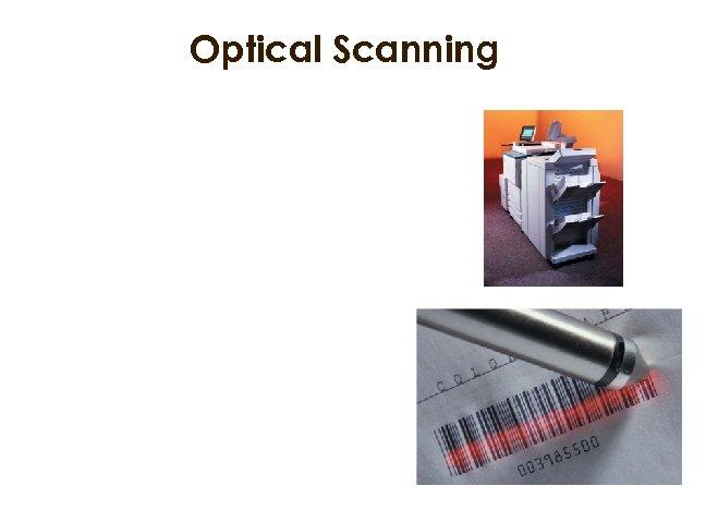 Optical Scanning