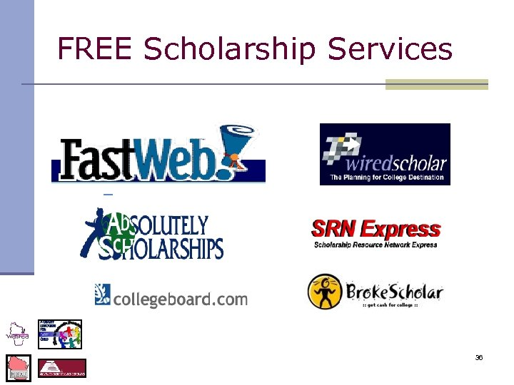 FREE Scholarship Services 36