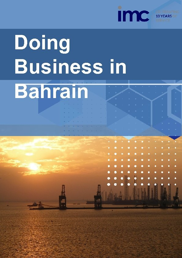 Doing Business in Bahrain 1