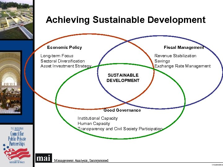 Achieving Sustainable Development Economic Policy Fiscal Management Long-term Focus Sectoral Diversification Asset Investment Strategy