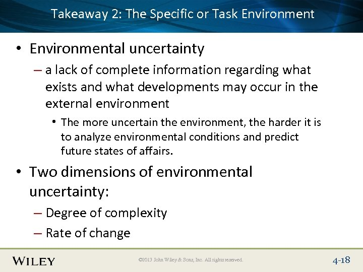 the business environment task 1 1 Particular corporation's task environment is a part of industry analysis an authority on competitive strategy contends that a corporation is most concerned with the intensity of competition within its.