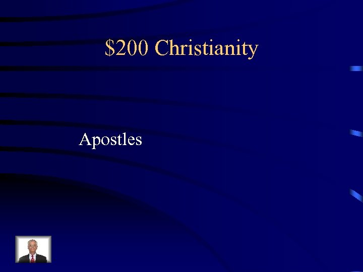 $200 Christianity Apostles