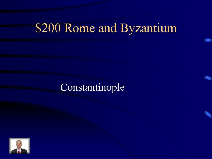 $200 Rome and Byzantium Constantinople