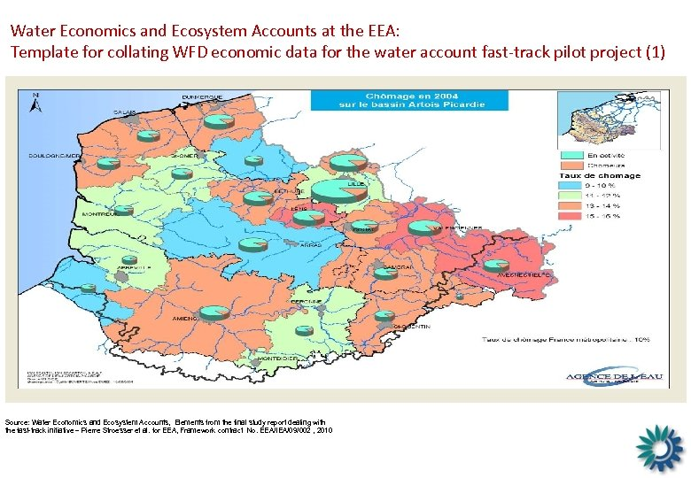 Water Economics and Ecosystem Accounts at the EEA: Template for collating WFD economic data
