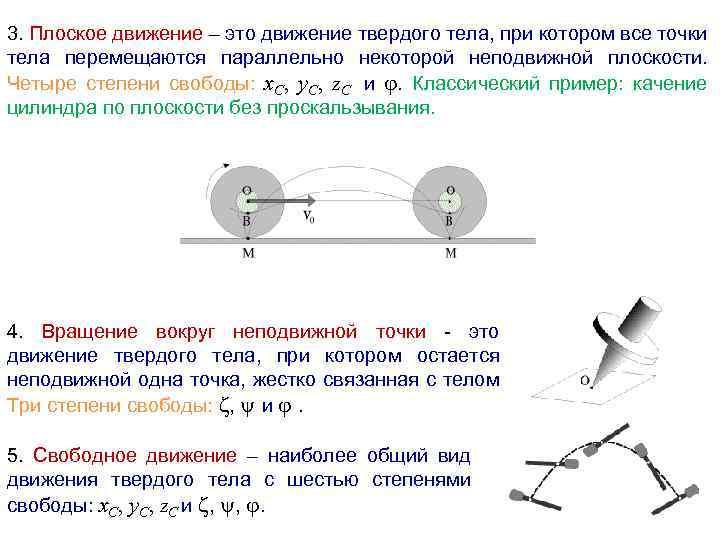 Степени свободы (физика) — Википедия