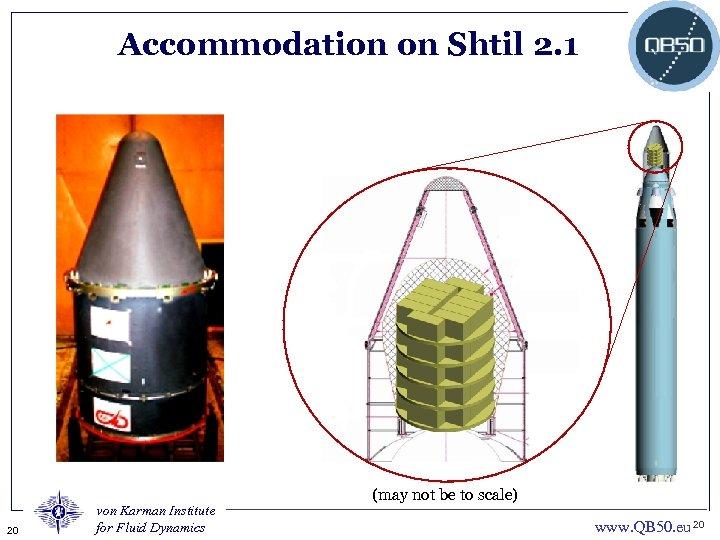 Accommodation on Shtil 2. 1 20 von Karman Institute for Fluid Dynamics (may not
