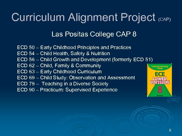 Welcome To Early Childhood Development Department Las Positas