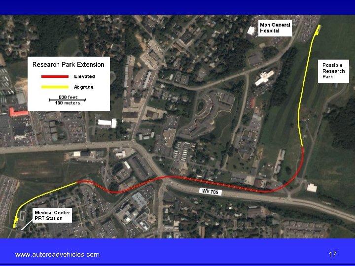 Research Park Extension www. autoroadvehicles. com 17