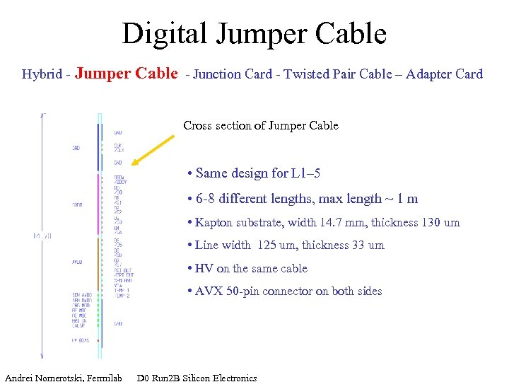 Digital Jumper Cable Hybrid - Jumper Cable - Junction Card - Twisted Pair Cable