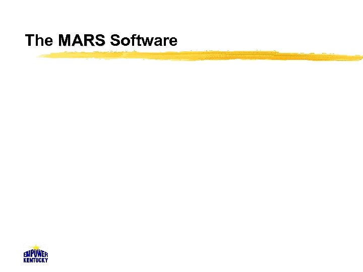 The MARS Software