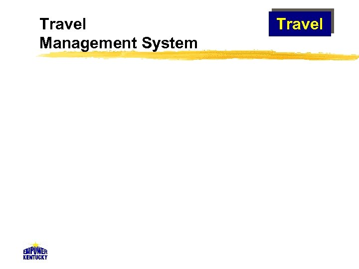 Travel Management System Travel