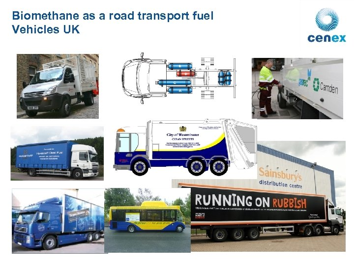 Biomethane as a road transport fuel Vehicles UK