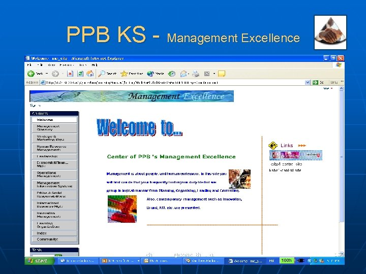 PPB KS - Management Excellence chaweeww@cementhai. co. th 100