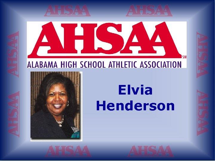 Elvia Henderson