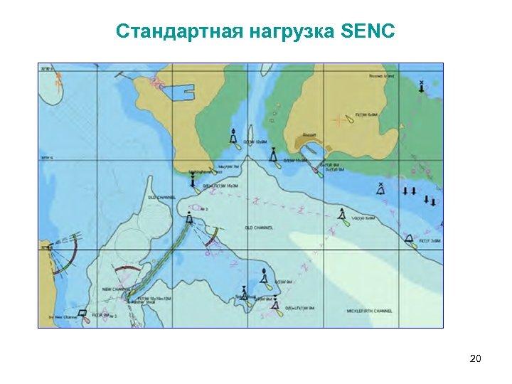 Стандартная нагрузка SENC 20
