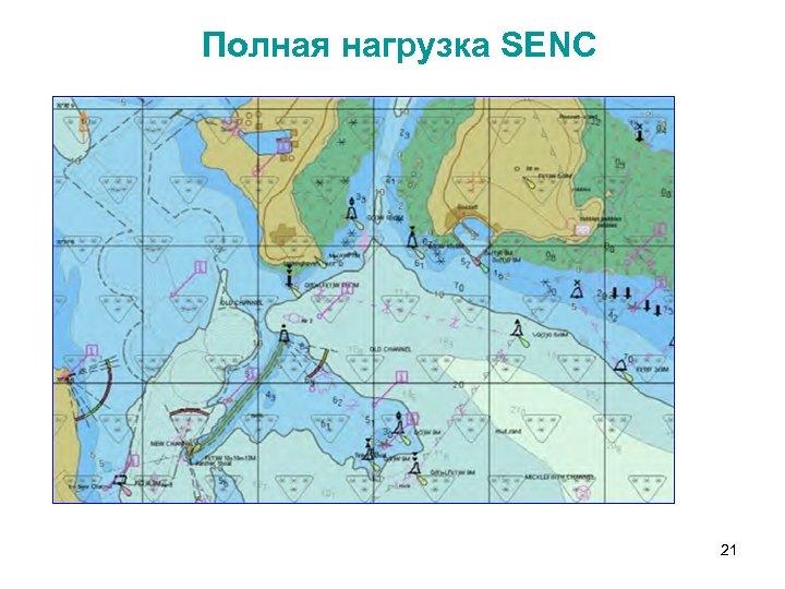 Полная нагрузка SENC 21