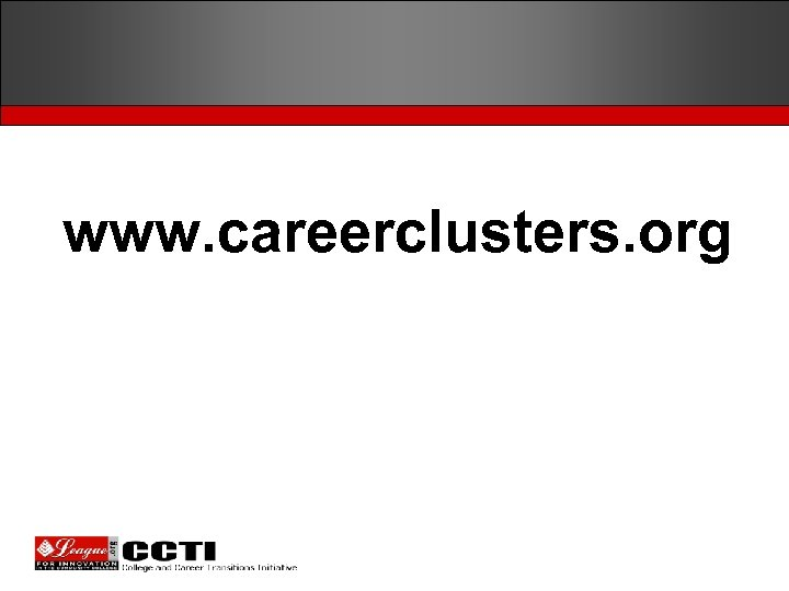 www. careerclusters. org