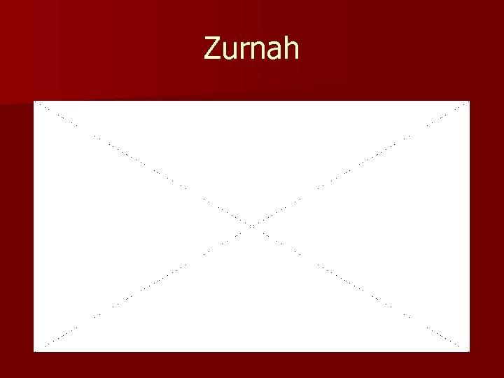 Zurnah