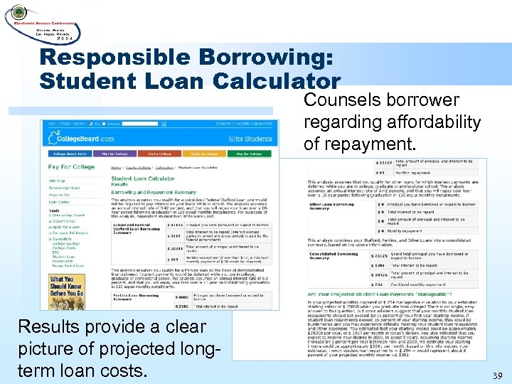 gen201 responsible borrowing What effect does class attendance have on funding availability showing all 2 results.