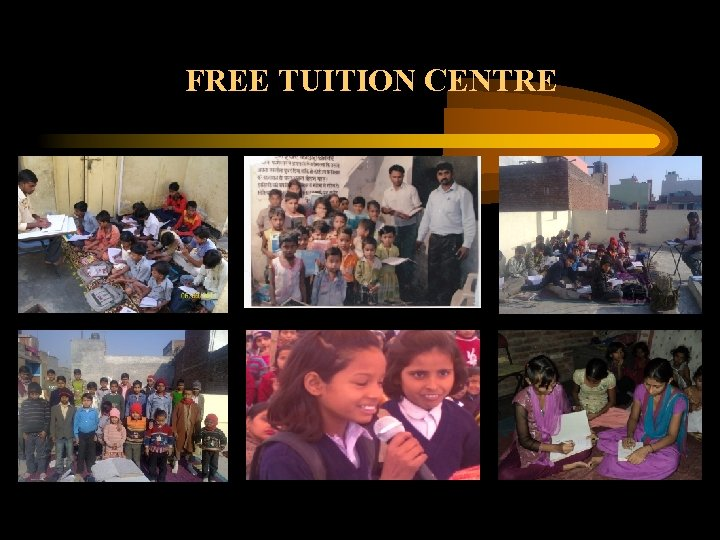 FREE TUITION CENTRE