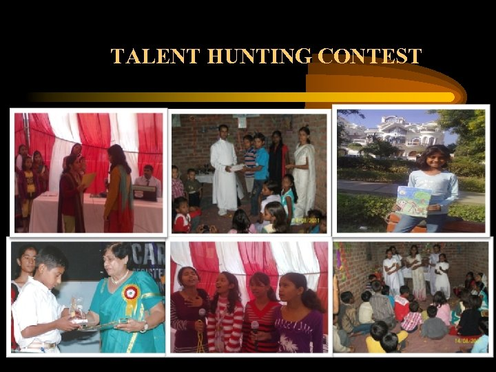 TALENT HUNTING CONTEST