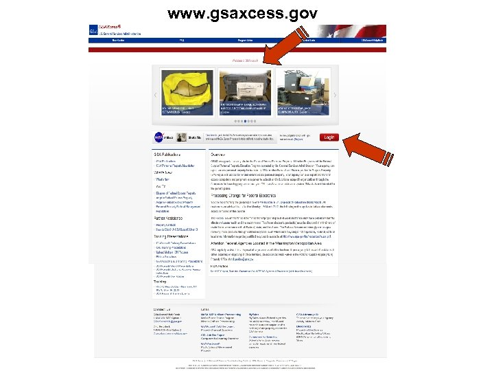 www. gsaxcess. gov