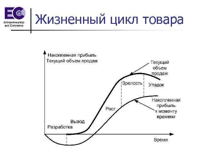 Entrepreneurship and Commerce Жизненный цикл товара