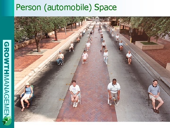 Person (automobile) Space GROWTHMANAGEMENT