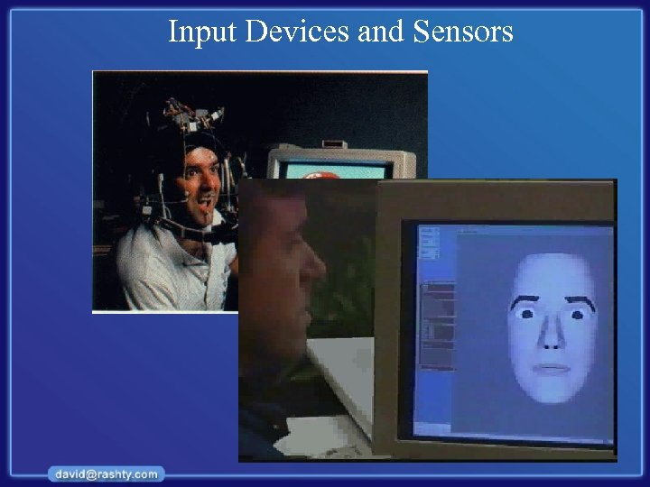Input Devices and Sensors