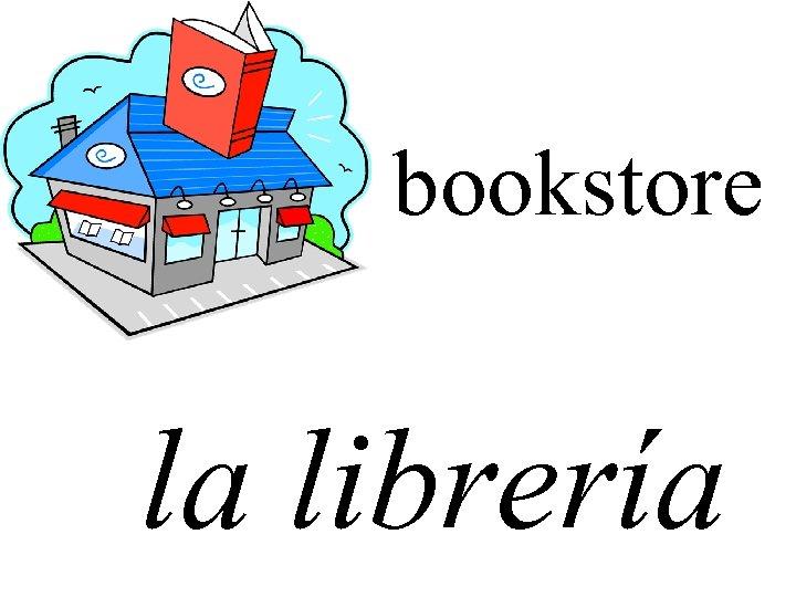 bookstore la librería