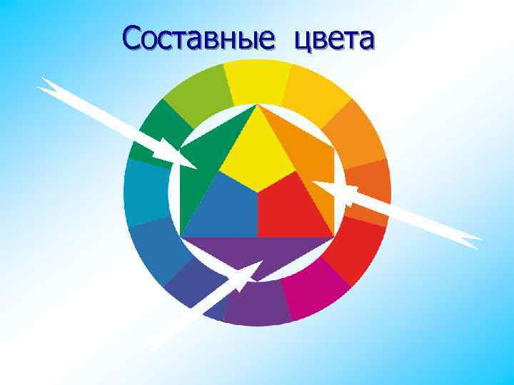 Составные цвета