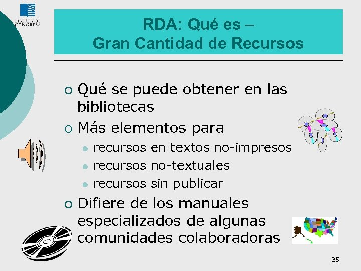 RDA: Qué es – Gran Cantidad de Recursos Qué se puede obtener en las