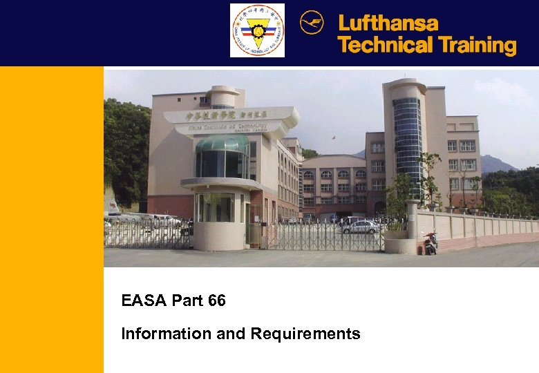 EASA Part 66 Information and Requirements