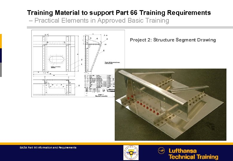 Training Material to support Part 66 Training Requirements – Practical Elements in Approved Basic