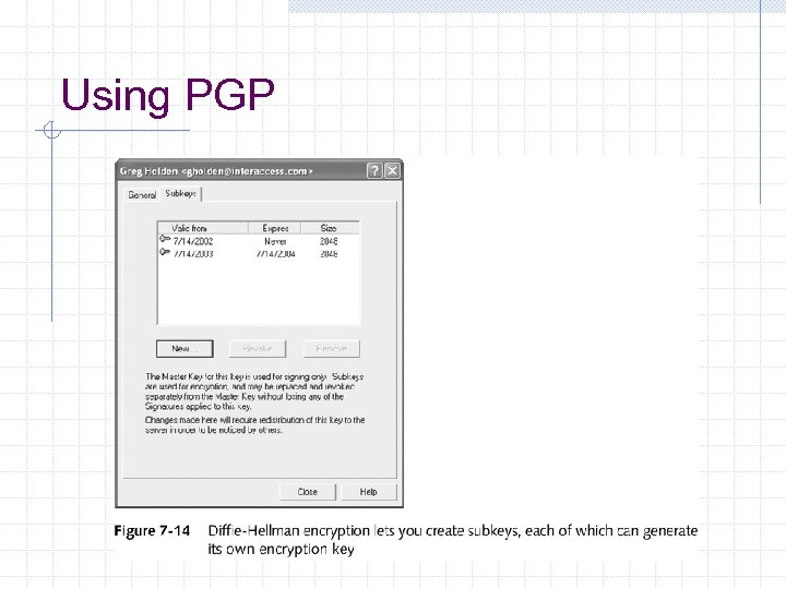 Using PGP