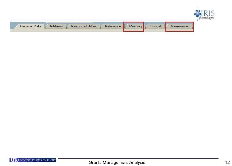 Grants Management Analysis 12