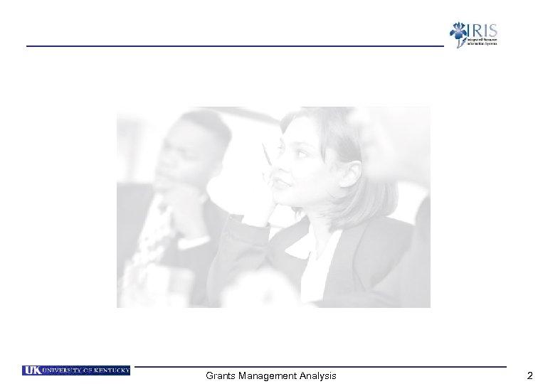 Grants Management Analysis 2