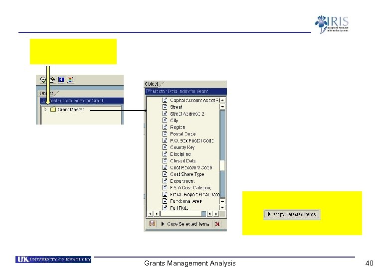 Grants Management Analysis 40