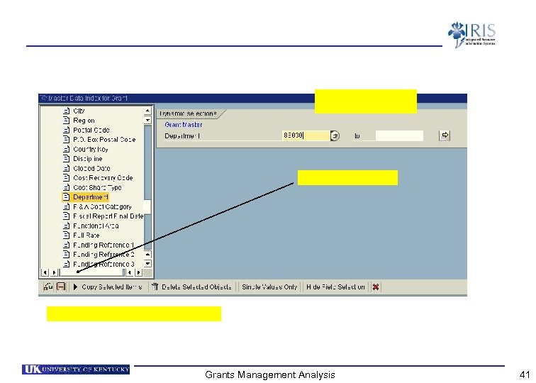 Grants Management Analysis 41