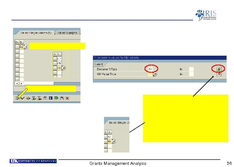 Grants Management Analysis 56