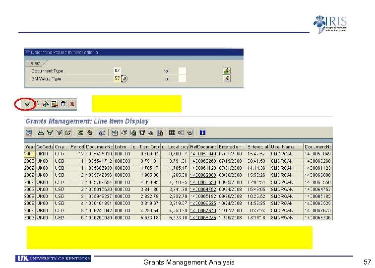 Grants Management Analysis 57