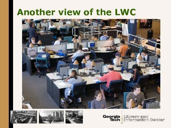 Another view of the LWC