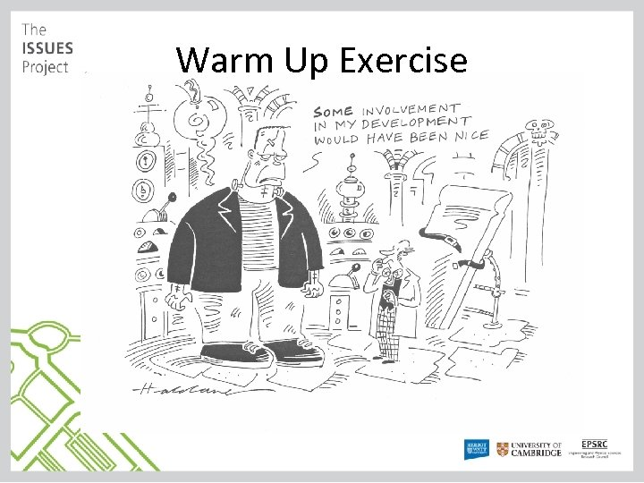 Warm Up Exercise