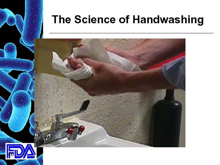 The Science of Handwashing 40