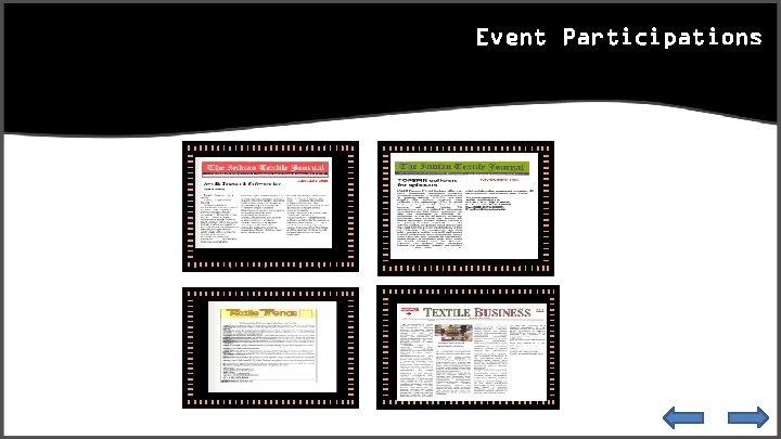 Event Participations