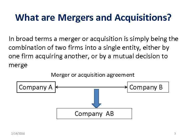 pros and cons of mergers and acquisitions Foreign direct investment, or fdi, is when businesses from one country invest in firms in another one for most countries, its pros outweigh its cons.