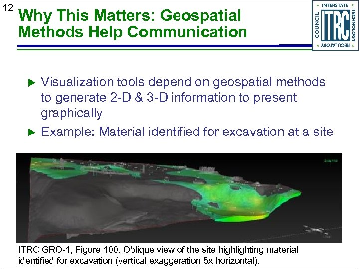 12 Why This Matters: Geospatial Methods Help Communication Visualization tools depend on geospatial methods