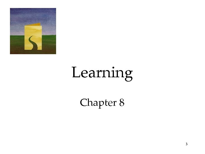 Learning Chapter 8 3