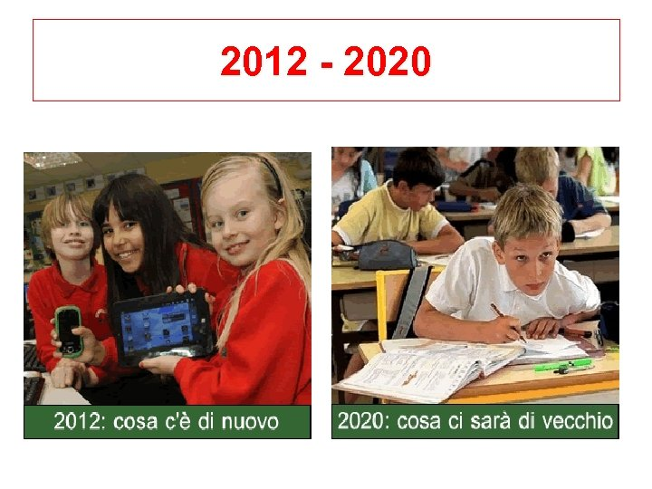2012 - 2020